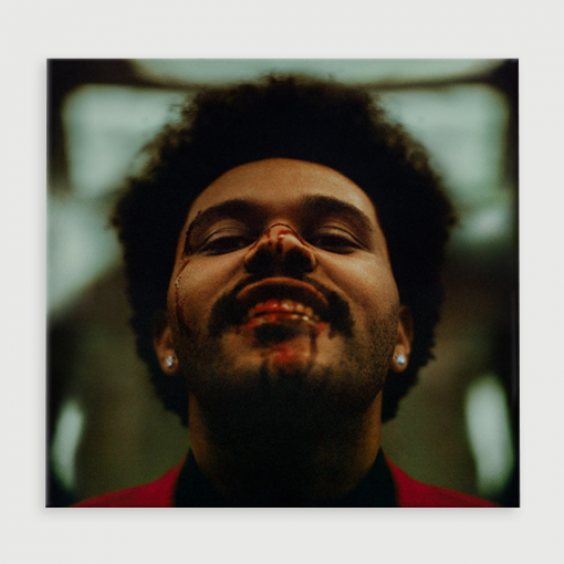 WallArt Canvas Prints The Weeknd After Hours Canvas Print