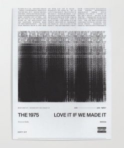 WallArt Posters 1975 love it if we made it Poster