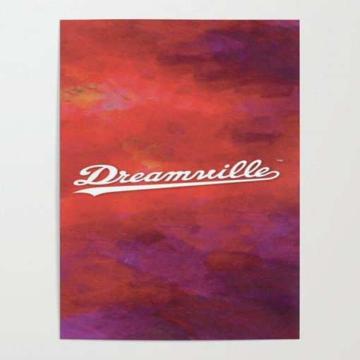 WallArt Posters Dreamville J Cole Poster