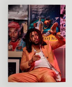 WallArt Posters J. Cole Poster