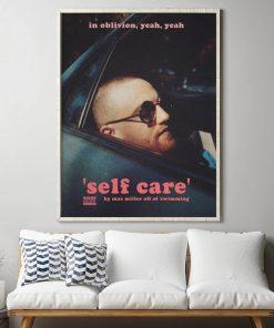 WallArt Posters Mac Miller Self Care Poster
