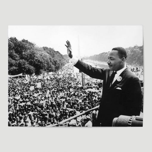 WallArt Posters Martin Luther King Jr Poster