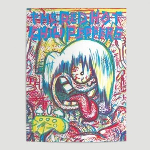 WallArt Posters Red Hot Chili Peppers Poster