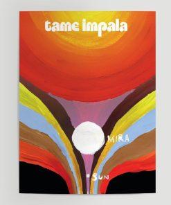 WallArt Posters Tame Impala Poster