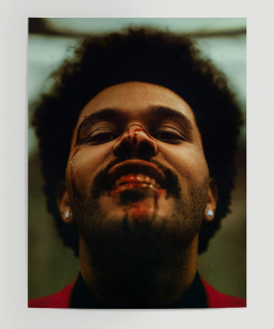 WallArt Posters The Weeknd After Hours Poster
