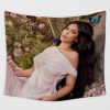 WallArt Tapestries Kylie Jenner Fashion heroine Wall Tapestry