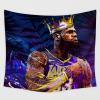 WallArt Tapestries LeBron James begins Wall Tapestry