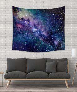 WallArt Tapestries Milky Way Wall Tapestry