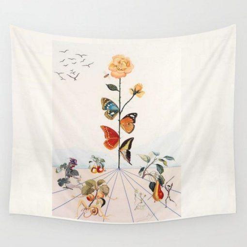 WallArt Tapestries Salvador Dali Wall Tapestry