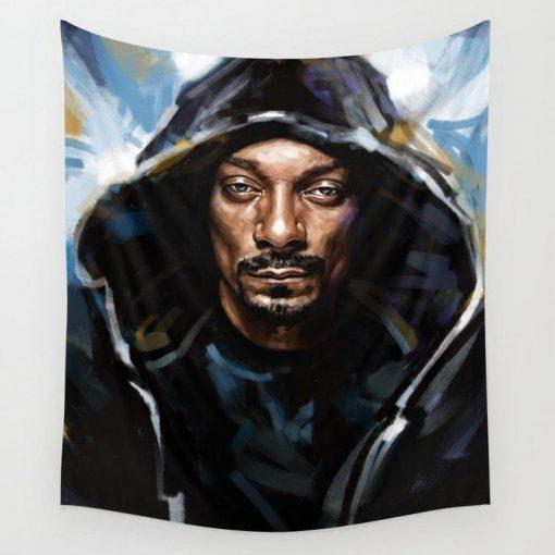 WallArt Tapestries Snoop Wall Tapestry