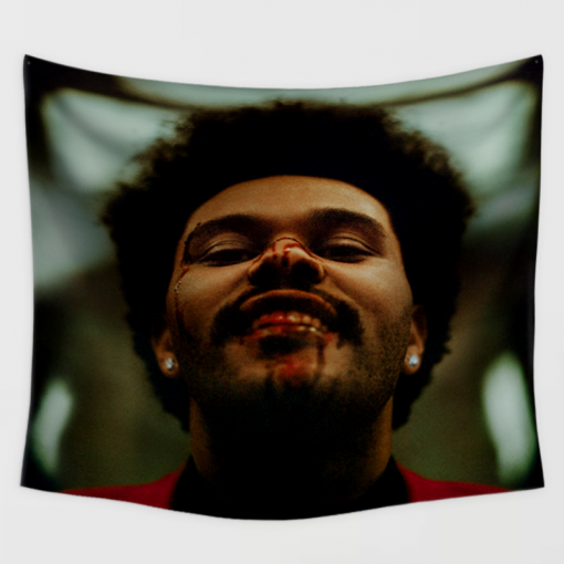 WallArt Tapestries The Weeknd After Hours Wall Tapestry