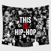 WallArt Tapestries This is HIP HOP Wall Tapestry