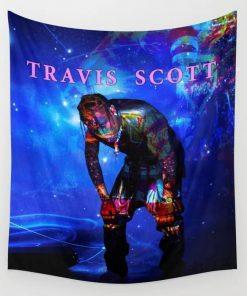 WallArt Tapestries Travis Scott Astroworld Wall Tapestry
