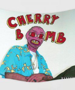 WallArt Tapestries Tyler, The Creator Cherry Bomb Wall Tapestry
