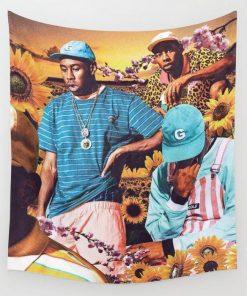 WallArt Tapestries Tyler, The Creator - Flower Boy Wall Tapestry