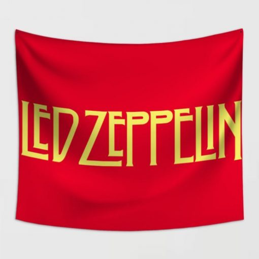 WallArteShop Tapestries Led Zeppelin Wall Tapestry